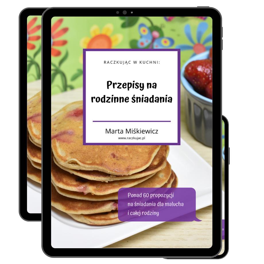 EBook - Przepisy na rodzinne śniadania